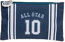 Vidal Gifts Pencil Case All Star Blue