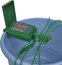 vidaXL Automatic Watering Irrigation System Water