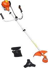vidaXL Brush Cutter Grass Trimmer 4-Stroke 1 kW