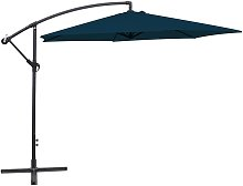 vidaXL Cantilever Umbrella 3 m Blue