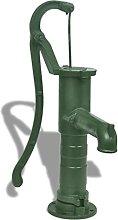 vidaXL Cast Iron Garden Hand Water Pump Outdoor