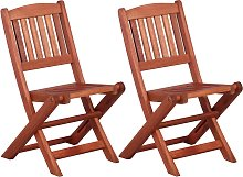 vidaXL Children's Dining Chairs 2 pcs Solid