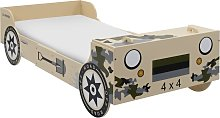 vidaXL Children's Off-road Bed 90x200cm