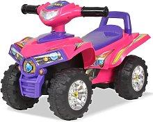 vidaXL Children's Ride-on ATV with Sound and