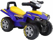 vidaXL Children's Ride-on Quad Good Year Blue
