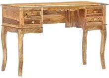 Vidaxl - Desk 115x45x75 cm Solid Mango Wood