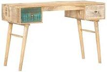 Vidaxl - Desk 118x50x75 cm Solid Mango Wood