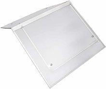 vidaXL Door Canopy 120 x 80cm