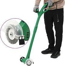 vidaXL Electric Weed Sweeper 140 W Green