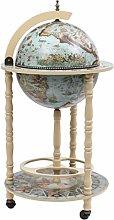 vidaXL Eucalyptus Wood Furniture Bar Ball of the