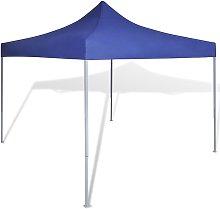 vidaXL Foldable Tent 3x3 m Blue