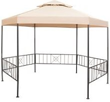 vidaXL Garden Marquee Gazebo Pavilion Tent