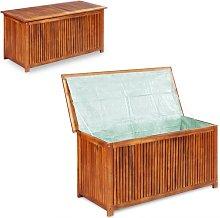 vidaXL Garden Storage Box 150x50x58 cm Solid