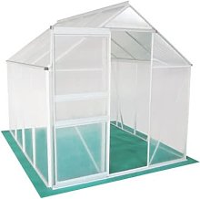 vidaXL Greenhouse 4.75 m²