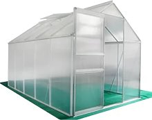 vidaXL Greenhouse 5.89 m²