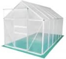 vidaXL Greenhouse 7.05 m²