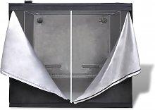 vidaXL Grow Tent Box with Zippers 220 x 240 x 200