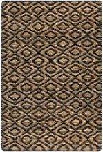 vidaXL Hand-Woven Jute Area Rug Fabric 120x180 cm