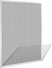 vidaXL Insect Screen for Windows 100x120cm White