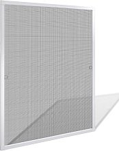 vidaXL Insect Screen for Windows 80x100cm White