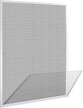 Vidaxl - Insect Screen for Windows White 100 x 120