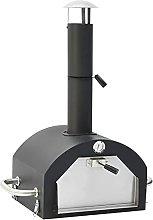 vidaXL Outdoor Pizza Oven Smoker Garden Pizza Oven