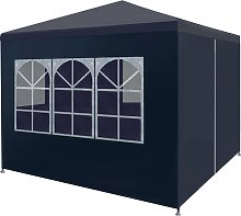 vidaXL Party Tent 3x3 m Blue