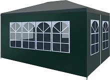 vidaXL Party Tent 3x4 m Green