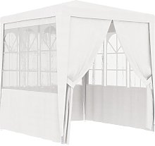 vidaXL Professional Party Tent with Side Walls