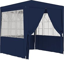 vidaXL Professional Party Tent with Side Walls 2x2