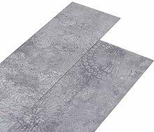 vidaXL PVC Flooring Planks Building Material Home
