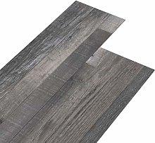 vidaXL PVC Flooring Planks Kitchen Living Room