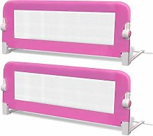 VidaXL Safety Bed Barrier All-Small Protection
