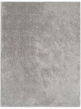 vidaXL Shaggy Area Rug 160x230 cm Grey - Grey