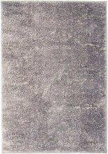 vidaXL Shaggy Area Rug 80x150 cm Grey - Grey