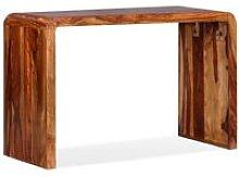 Vidaxl - Sideboard/Desk Solid Sheesham Wood Brown