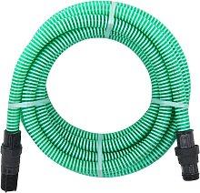 vidaXL Suction Hose with PVC Connectors 10 m 22 mm