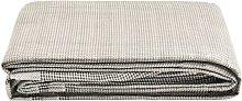 vidaXL Tent Carpet 450x250 cm Dark Grey - Grey