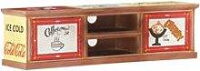 Vidaxl - TV Cabinet 130x30x36 cm Hand Painted