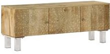 Vidaxl - TV Cabinet Solid Mango Wood 118x30x45 cm