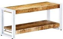 Vidaxl - TV Cabinet Solid Mango Wood 90x30x40cm