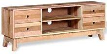 Vidaxl - TV Cabinet Solid Reclaimed Wood