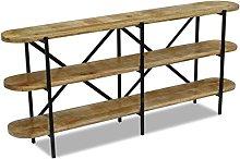 vidaXL vidaXL Sideboard Lowboard Rack.with 3