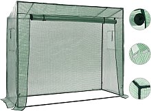 vidaXL Walk-in Greenhouse 200x80x173 cm