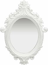 vidaXL Wall Mirror Hanging Mirror Bathroom Mirror