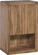 vidaXL Wall-mounted Bathroom Cabinet 45x30x70 cm