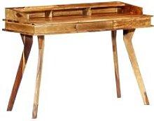 Vidaxl - Writing Desk 115x50x85 cm Solid Sheesham