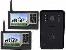Video Doorbell, All-Digital Intercom System