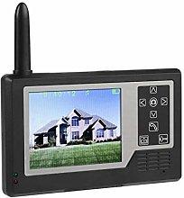 Video Doorbell, Anti-Interference TFT Wireless