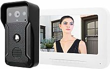 Video Doorbell Kit, Ultra-Slim Design Night Home